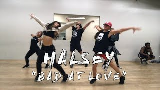Download Lagu Bad At Love - Halsey | Choreography by Sam Allen Gratis STAFABAND