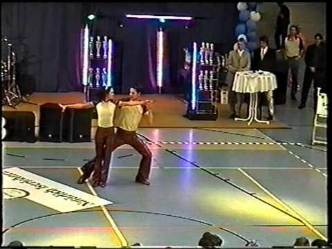 Meike Lameli & Florian Seyfried - Deutsche Meisterschaft 1999