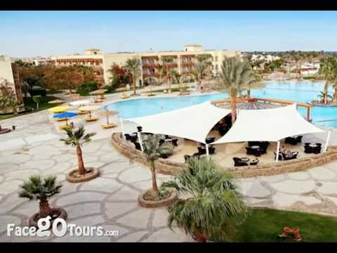 Video The Desert Rose Resort 5 Star Hotels in hurghada red sea