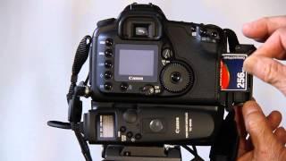 Canon Eos 10D  (2003)  Shutter Sound 1/60~1/250