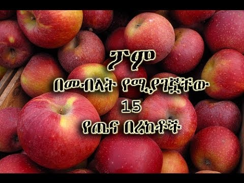 15 Health Benefits of Eating Apples )