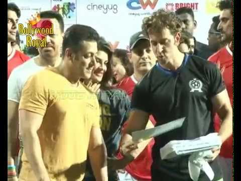 Tiger, Salman, Aamir, Hrithik, Imraan & Others at Charity Football Match Organized By Ira Khan  5