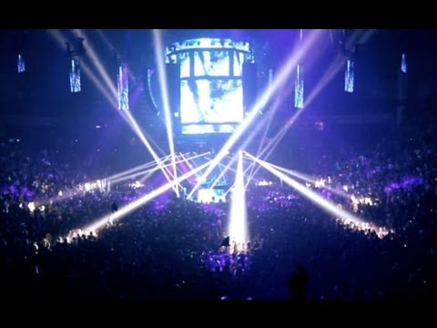 Bassnectar NYE 2013 Recap