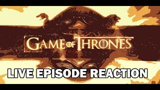 Game of Thrones FINAL EPISODE Live Reaction