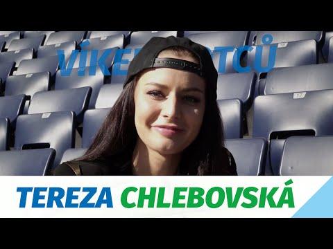 Víkend otců: Tereza Chlebovská