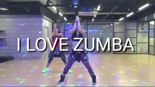 Zumba cool down I LOVE ZUMBA