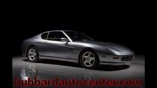 1999 Ferrari 456 GT Coupe