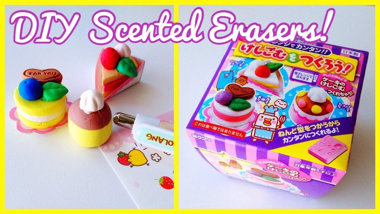 Fun Erasers For Kids