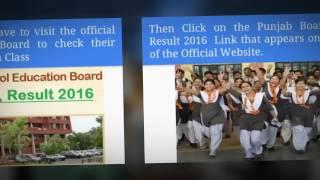 check sslc result 2016