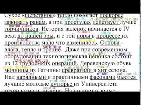 RUS�A YDS V�DEO DERS ANLATIM 10