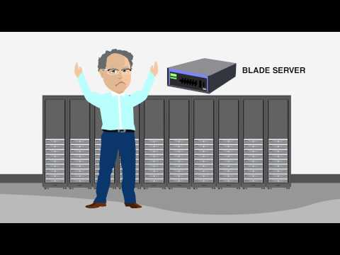 Colovore - Modern Servers Require High Density Colocation