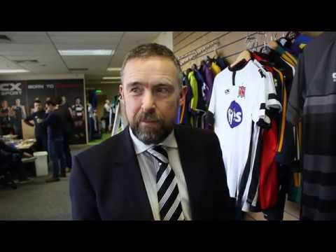🎤 DFCTV | Mal Brannigan Interview