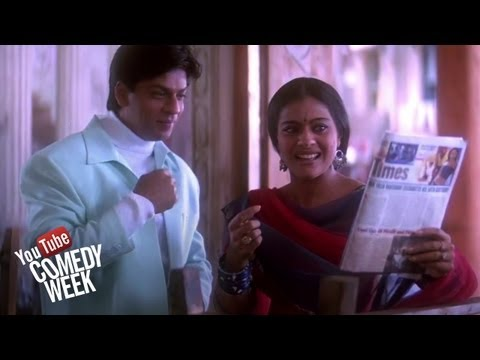 Encounter at Chandni Chowk - Kabhi Khushi Kabhie Gham - Comedy...