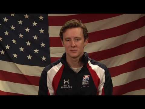 Jeremy Abbott - Destination Sochi - What Family Means to Me