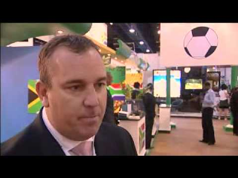 Brett Hoppe, Project Marketing Manager, Sun International @ ATM 2009