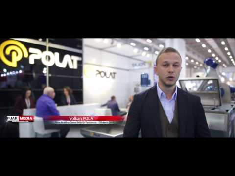 Polat Makina Olivtech 2015 Fuar Stand Görüntüleri