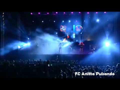 Anitta na Festa do Peão de Americana  FC Anitta Pulsando