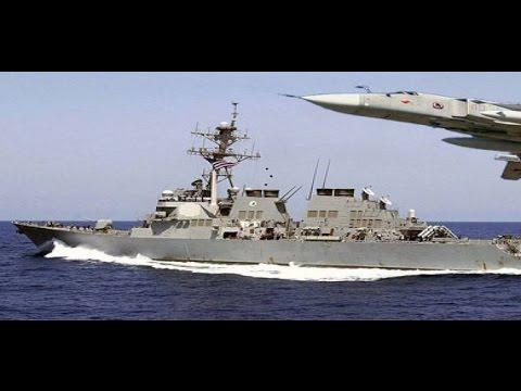 Опасные манёвры. Пентагон опубликовал видео пролета российских бомбардировщиков в Балтийском море