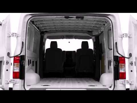 2015 Nissan NV 1500 Video