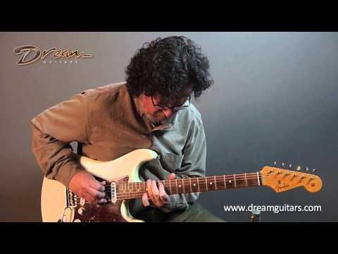 Fender 1960 Relic Custom Alder/Alder