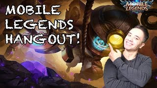 Saturday Mobile Legends Gameplay - Hangout and Chill (Nub Mythical Glory)