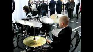 Queen-We Are The Champions - Drummer Daniel Varfolomeyev 8 year