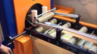 Profil Paketleme ve Ambalajlama makinesi Kağıt ve Naylon Sarma ( Wrapping Packing Machine)