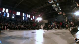 Minigun vs. Flea Rock (Adidas Originals Rocks the Floor)
