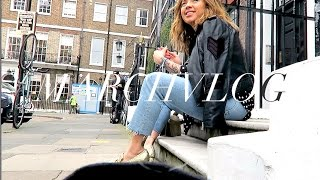 MARCH VLOG | Girls day out, Gym & Rambles