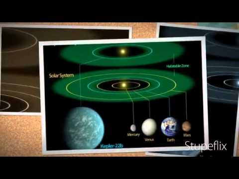 NASA Announced A New Planet Kepler-22b