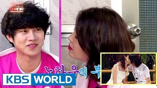 "Hyeongyeong, ""Heechul was not a good kisser!"" [Happy Together / 2017.03.23]"