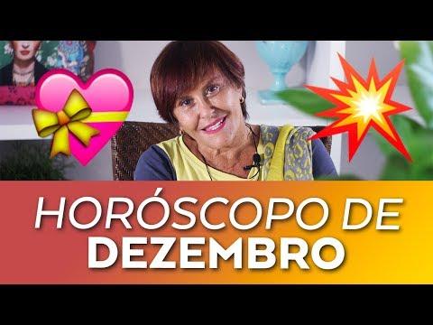 Horóscopo do mês de DEZEMBRO - 2017 por Márcia Fernandes