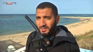 حملة ليبية لتنظيف سواحل المتوسط