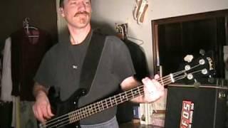 Killing Joke 'Eighties' Bass