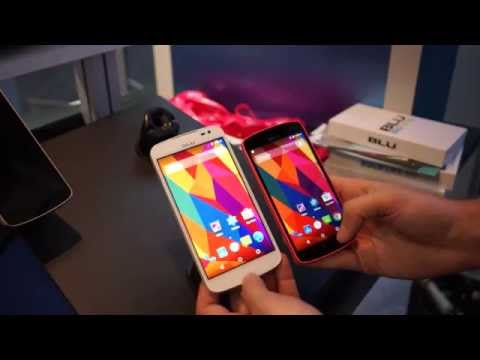 Hands-on: Blu Studio X and X Plus