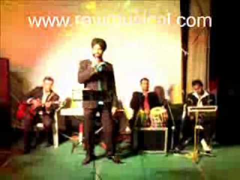 Chalkaye jaam aap ki aankhon ke naam - RAVI