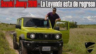 Suzuki Jimny 2019 - Review en Español.