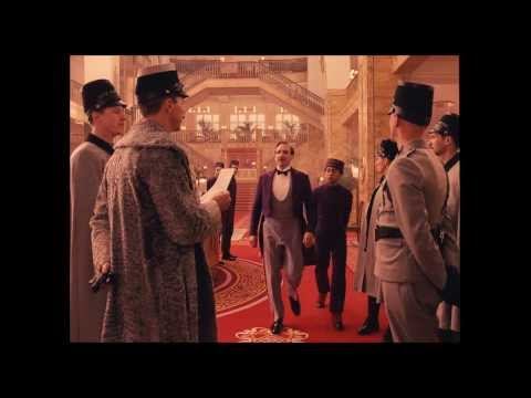 """THE GRAND BUDAPEST HOTEL: """"The Police Are Here"""""""