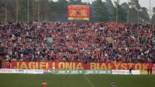 Jagiellonia - Arka Gdynia 2:2 XVII kolejka II ligi 2004/2005 - Kalinka
