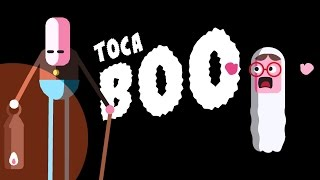 Toca Boo -  Halloween App for Kids by Toca Boca, iPad iPhone