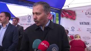 Gaziantep'te kan bağışı kampanyası başlatıldı