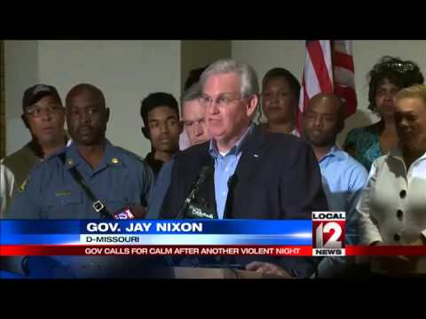 Gov declares emergency, imposes curfew in Ferg
