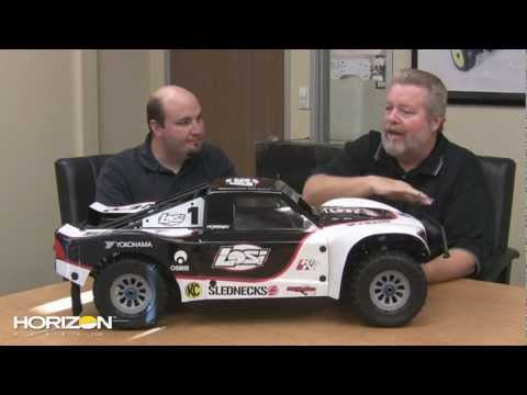 HorizonHobby.com Preview - Losi 5IVE-T 1/5-scale 4WD Off Road Truck