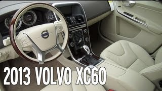 2013 VOLVO XC60 3.2 AWD REVIEW