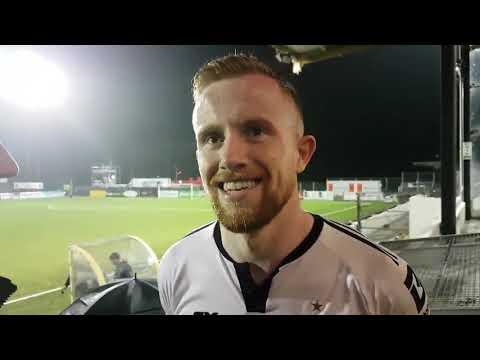 🗣 Seán Hoare: Post-match Interview (Shamrock Rovers)