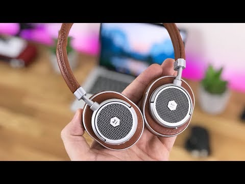 The Most Expensive Headphones I've Tried (Master & Dynamic MW50)