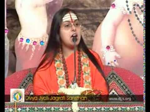 Youth-empowerment (patriotism) At Bhagwad-katha: Sadhvi Vaishnavi Bharti (disciple Ashutosh Maharaj) video