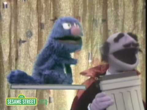 Sesame Street: Levitation Magic Video
