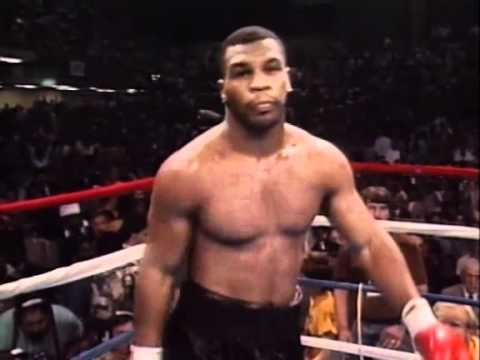 1988 Michael Spinks V Mike Tyson Full Fight +interviews.Highest Quality Image 1