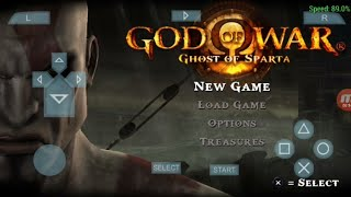 god of war ghost of Sparta apne android mobile me play god of war ghost of Sparta in android mobile
